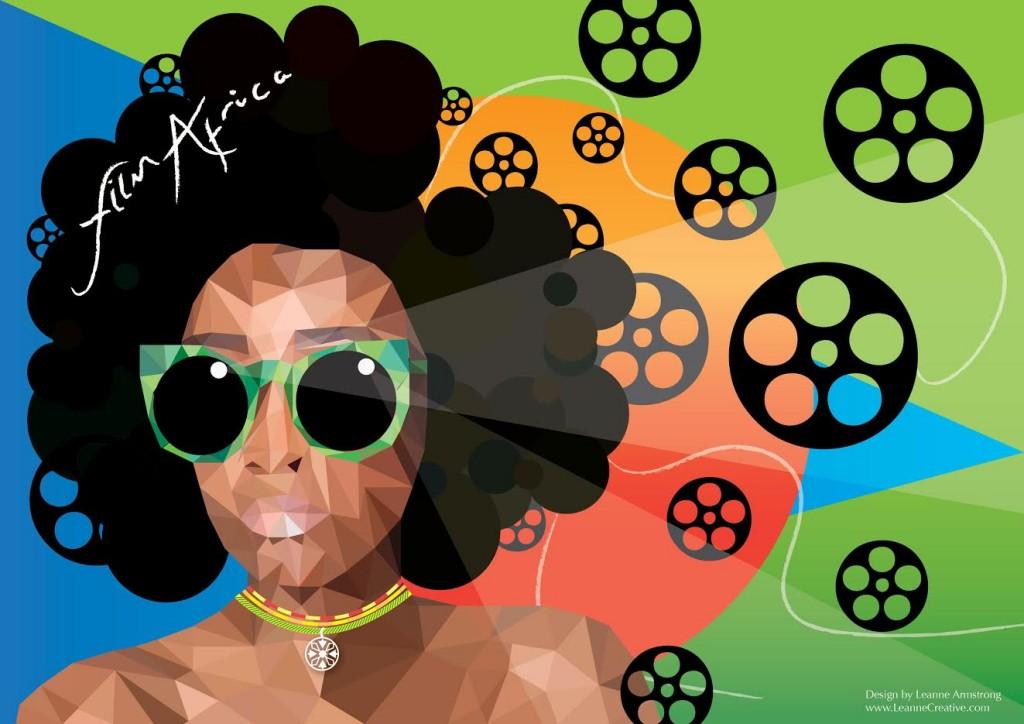 Film Africa design by Leanne Creative