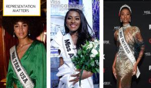 Black beauty queens blog header image