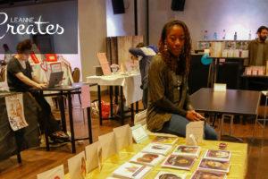 Leanne Creates blog header